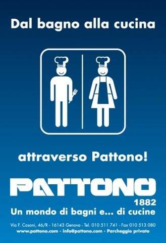 press - pattono srl - Pattono Arredo Bagno Genova
